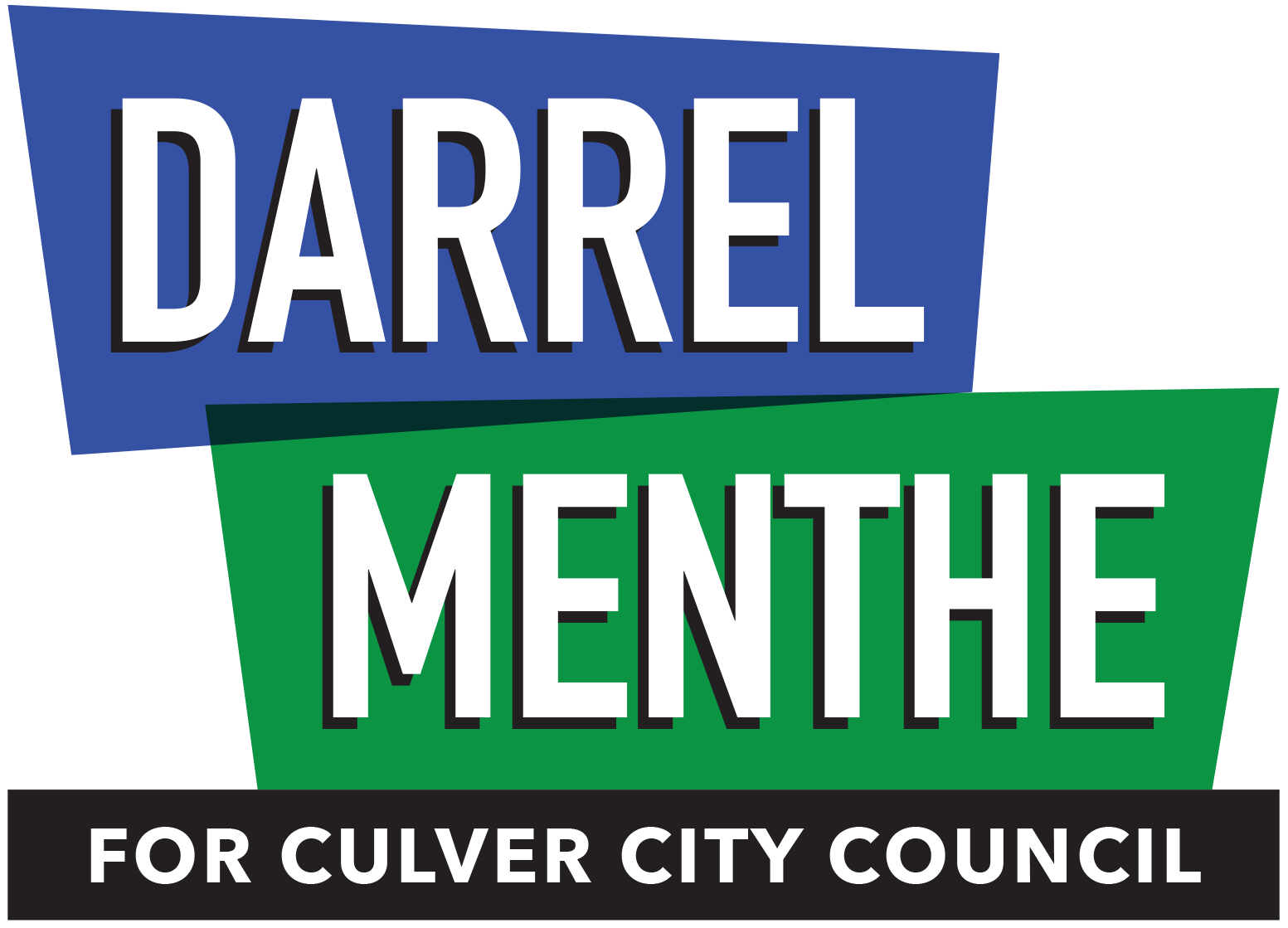 Darrel Menthe for Culver City Council